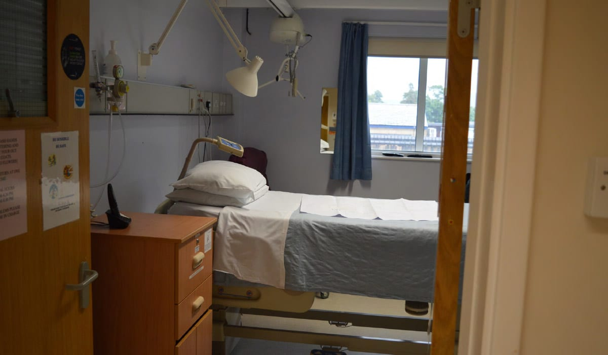 Rendcomb Ward Side Rooms Linc Charity
