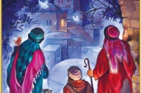 Arrival Bethlehem