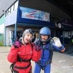 Rachel Matty parachute